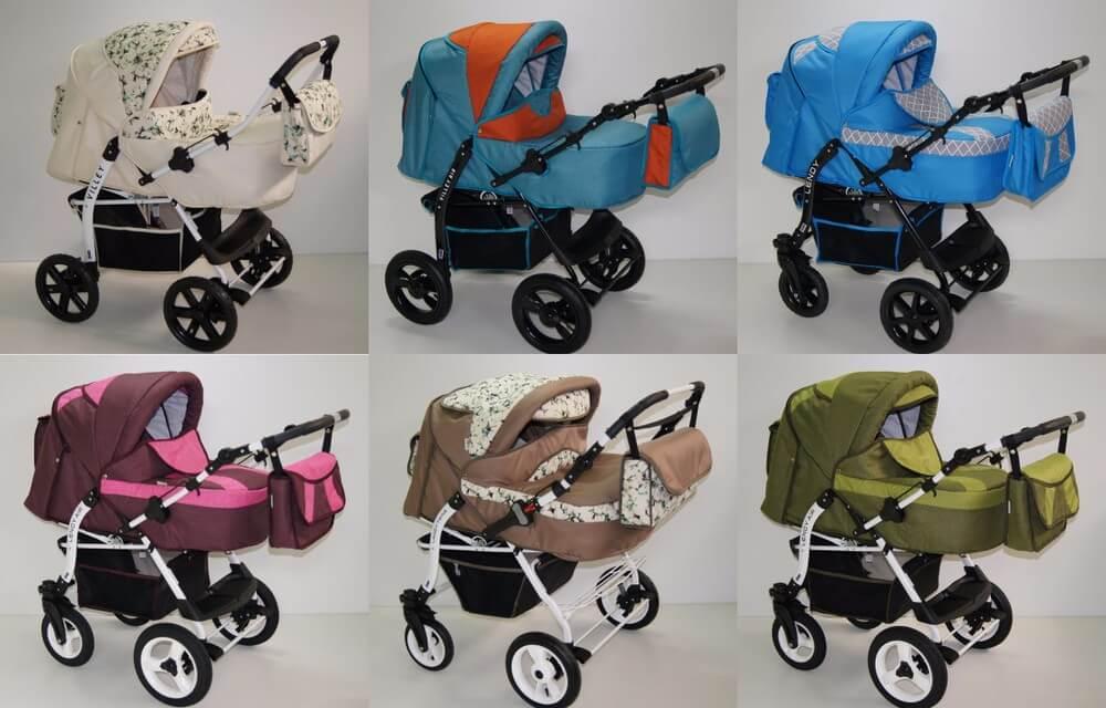 Новые модели детских колясок 2018